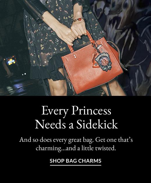 Every Princess Needs a Sidekick | SHOP BAG CHARMS