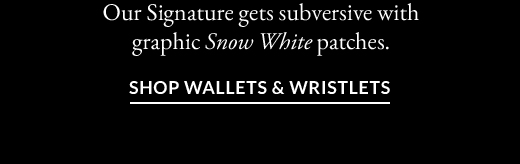 SHOP WALLETS & WRISTLETS