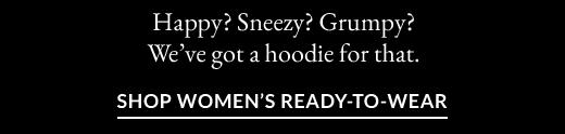SHOP WOMEN'S READY-TO-WEAR