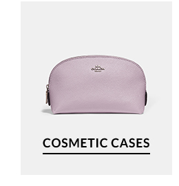 Coach Cosmetic Bag | Cosmetic Cases