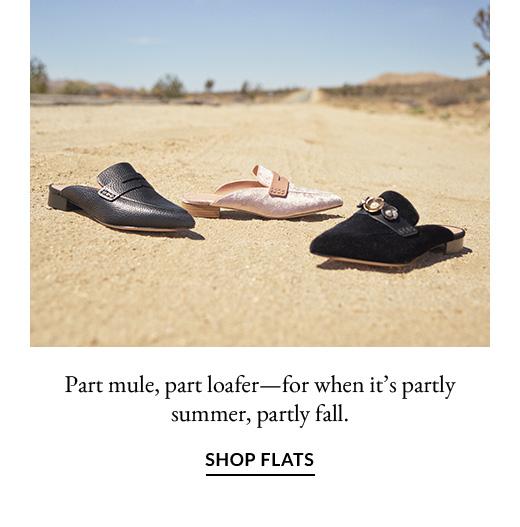 3 Flats | SHOP FLATS