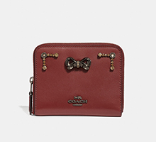 Selena Small Zip Around Wallet