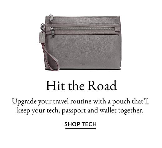 Hit the Road| SHOP TECH