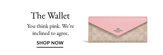 The Wallet | SHOP NOW