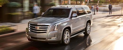 2017 ESCALADE Luxury