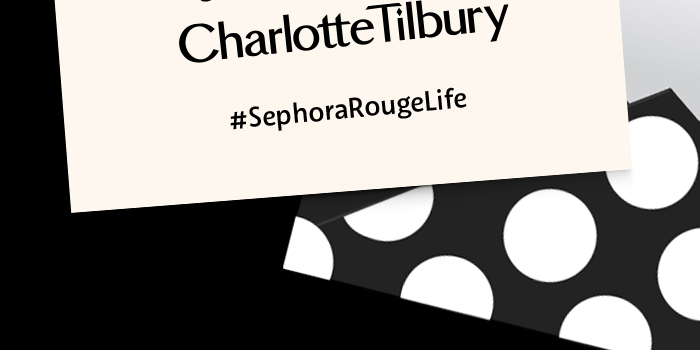 Charlotte Tilbury | #SephoraRougeLife