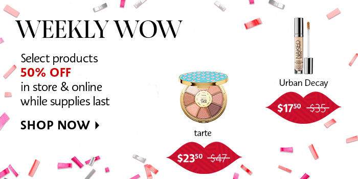 WEEKLY WOW | SHOP NOW >
