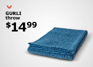 GURLI throw $14.99