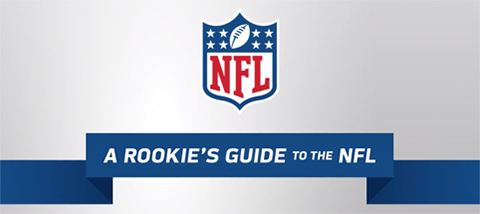 NFL | A ROOKIE'S GUIDE TO THE NFL