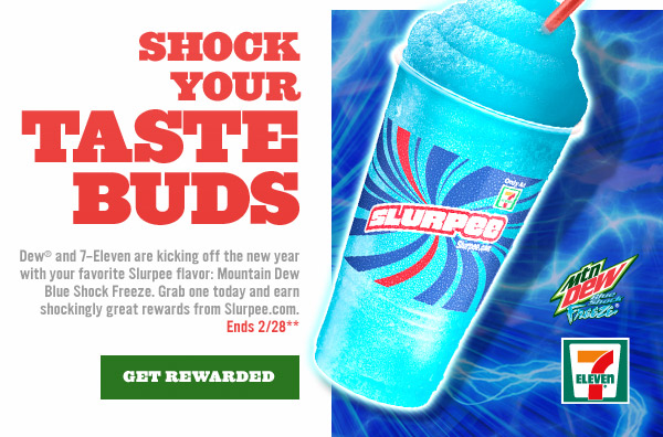 7-Eleven Promotion - Get Rewarded
