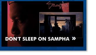 Don't Sleep on Sampa