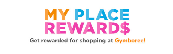 MY PLACE REWARD$ | Get rewarded for shopping at Gymboree!
