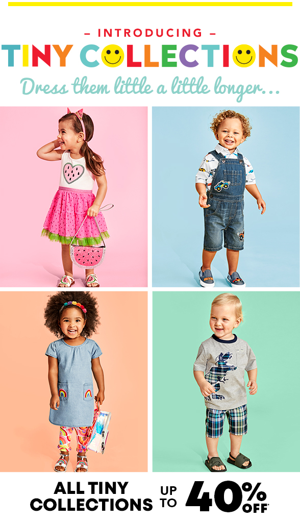 fbd15ecd9 The Children's Place - ☀HELLO SUNSHINE! 50% TO 70% OFF ENTIRE SITE ...