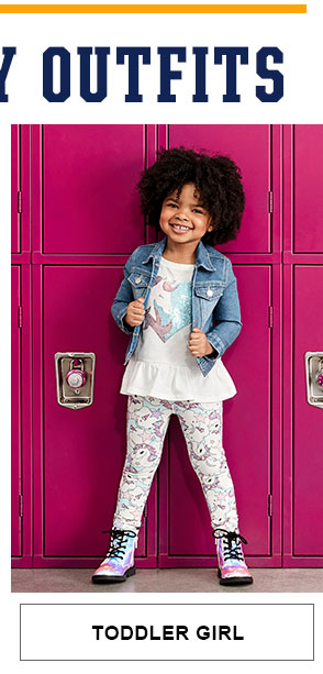 Toddler Girls First Day Outfits