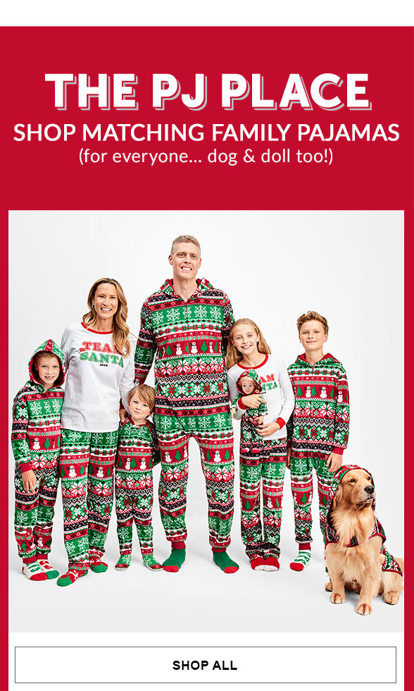 New Arrivals - Matching Family Pajamas