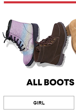 Girl - 30% Off All Boots