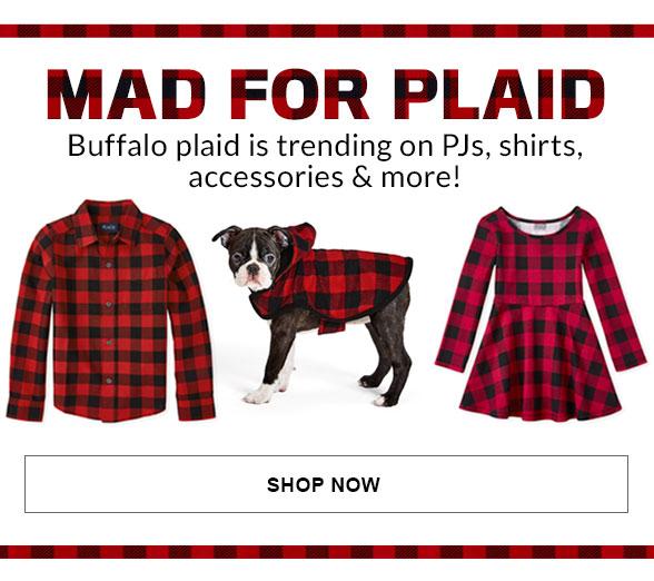 Buffalo Plaid Shop