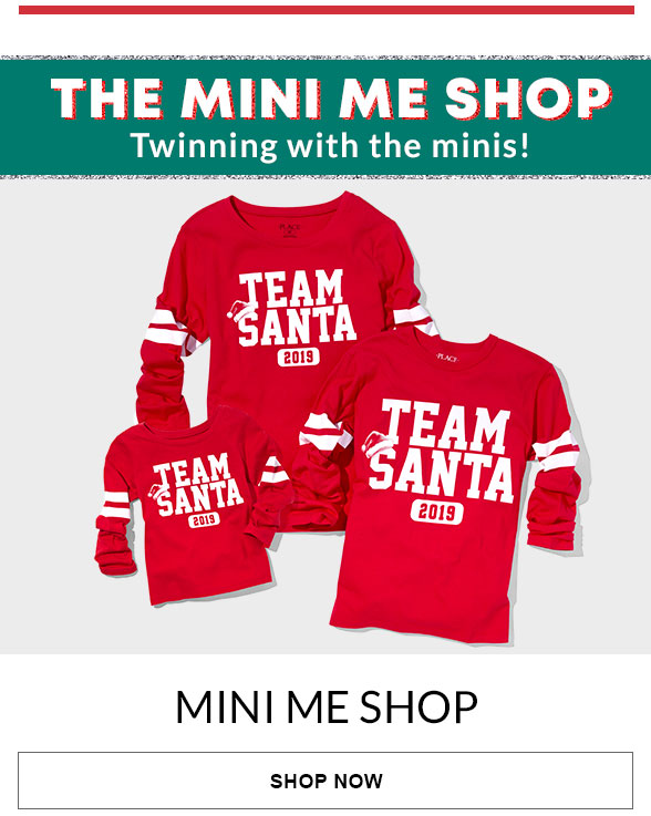 Shop Matching Family Tees!