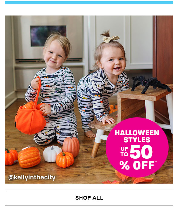 Up to 50% Off Halloween
