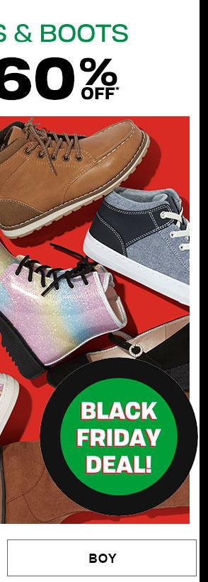 Boy Boots & Shoes