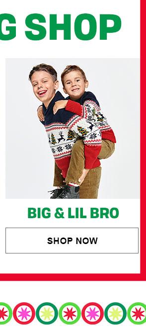 Big & Lil Bro