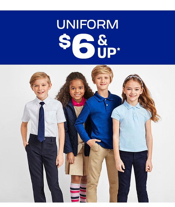 $6 & Up Uniform