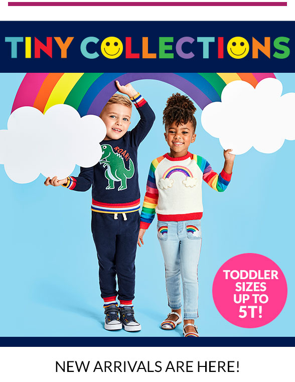 Tiny Collections - New Arrivals!