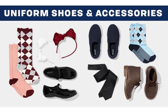 Uniform Shoes & Accessories