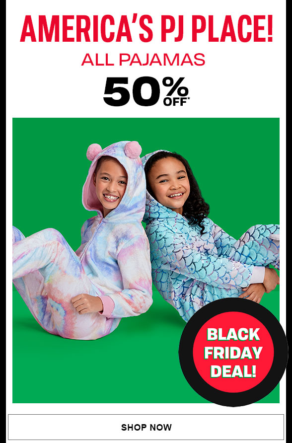 Up to 40% Off All PJs
