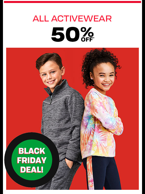 30-40% off All Activewear