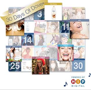 30 Days Of Dove(R)