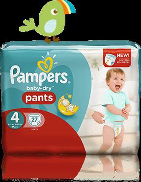Baby-Dry Packshot Image