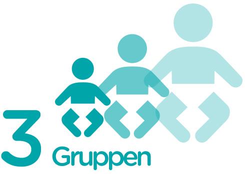 3 Gruppen