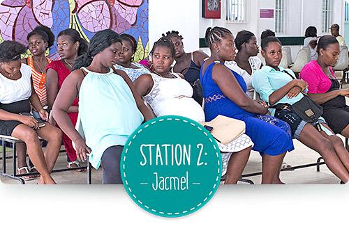 Station 2: Jacmel