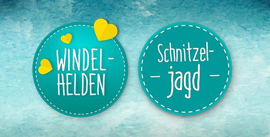 Windelhelden & Schnitzeljagd