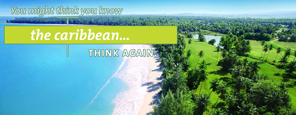 You might think you know the caribbean... think again.